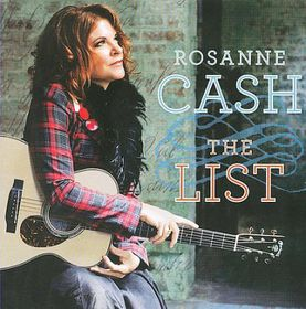 Cash, Rosanne - List (CD)