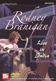 Live in India - (Region 1 Import DVD)