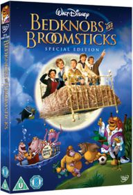 Bedknobs and Broomsticks - (Import DVD)