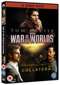Collateral / War of the Worlds - (Import DVD)