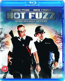 Hot Fuzz - (Import Blu-ray Disc)