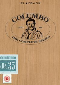 Columbo The Complete Series (DVD) (Parallel Import)