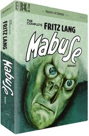The Complete Fritz Lang Mabuse Collection - (Import DVD)