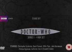 Doctor Who - Series 1-4 Box Set (DVD)