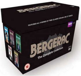 Bergerac: The Complete Collection - (Import DVD)