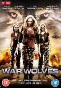 War Wolves - (Import DVD)