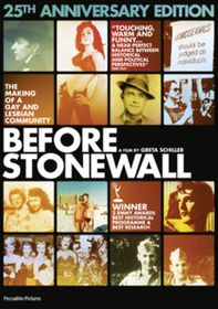 Before Stonewall - (Import DVD)
