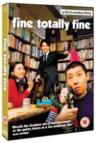 Fine, Totally Fine - (Import DVD)