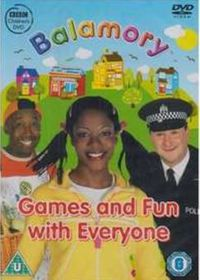Balamory: Games and Fun With Everyone - (Import DVD)