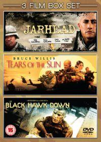 Black Hawk Down / Jarhead / Tears of the Sun (Parallel Import - DVD)
