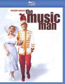 Music Man - (Region A Import Blu-ray Disc)