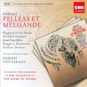 Pelleas Et Melisande - Various Artists (CD)