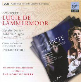Lucie De Lammermoor - Various Artists (CD)