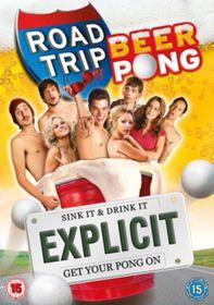 Road Trip: Beer Pong - (Import DVD)