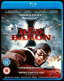 The Red Baron - (Import Blu-ray Disc)