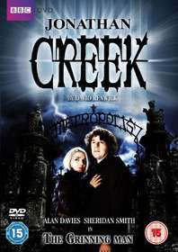 Jonathan Creek: The Grinning Man - (Import DVD)
