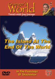 Island at the End of the World - In the Footsteps of Shackleton - (Import DVD)