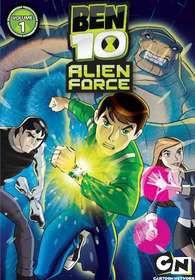Ben 10 - Alien Force: Volume 1 - Ben 10 Returns (DVD)