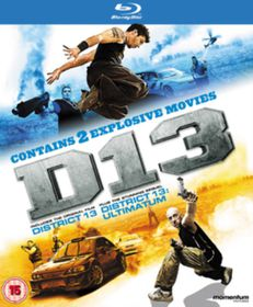 District 13 / District 13: Ultimatum - (Import Blu-ray Disc)