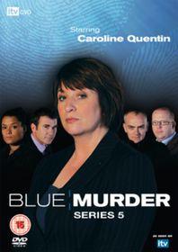 Blue Murder: Series 5 - (Import DVD)