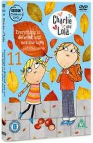 Charlie and Lola 11: Everything Is Different And Not The Same (Import DVD)