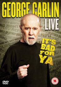 George Carlin: It's Bad for Ya - (Import DVD)