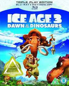 Ice Age 3 - Dawn Of The Dinosaurs (Blu-ray)
