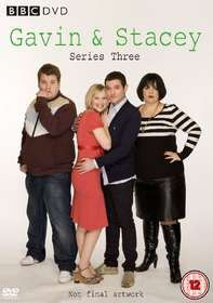 Gavin and Stacey: Series 3 - (Import DVD)