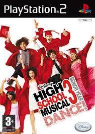 High School Musical 3 Dance (PS2)