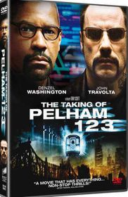 Taking Of Pelham 123 (2009)(DVD)