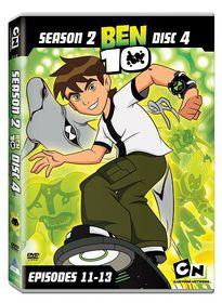 Ben10 Season 2 Vol 4 (Epp11-13) (DVD)