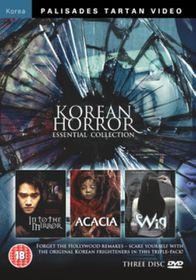 Korean Horror Collection - (Import DVD)