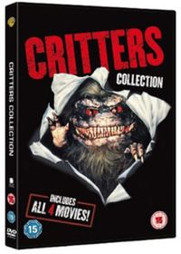 Critters 1-4 Collection - (Import DVD)