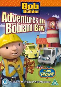 Bob the Builder: Adventures in Bobland Bay - (Import DVD)