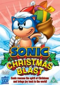Sonic: Christmas Blast - (Import DVD)