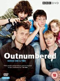 Outnumbered: Series 1 and 2 - (Import DVD)