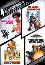 4 Film Favorites:Urban Action - (Region 1 Import DVD)