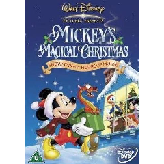 Disney Animation Collection V7 : Mickey's Christmas Carol (DVD)