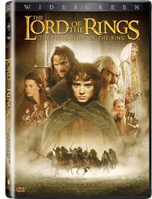 Lord Of The Rings: The Fellowship Of The Ring (DVD)