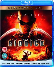 The Chronicles of Riddick - (Import Blu-ray Disc)