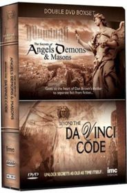 Secrets of Angels, Demons and Masons / Beyond the Da Vinci Code - (Import DVD)