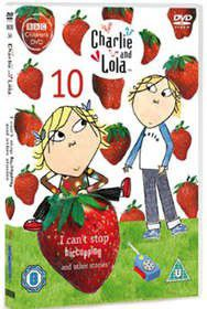 Charlie And Lola Vol 10 (DVD)