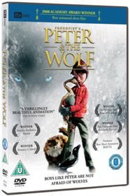 Peter and the Wolf - (Import DVD)