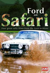 Ford On Safari - (Import DVD)