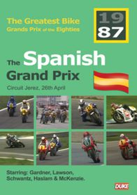 Bike Grand Prix - 1987: Spain - (Import DVD)