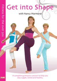 Fitness for the Over 50s: Get Into Shape - (Import DVD)