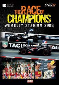 Race of Champions: 2008 - (Import DVD)