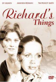 Richard's Things - (Import DVD)