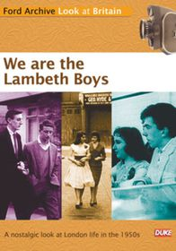We Are the Lambeth Boys - (Import DVD)