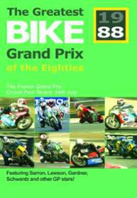 Bike Grand Prix - 1988: France - (Import DVD)